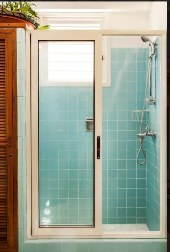 Shower rooms and bathrooms are very clean.